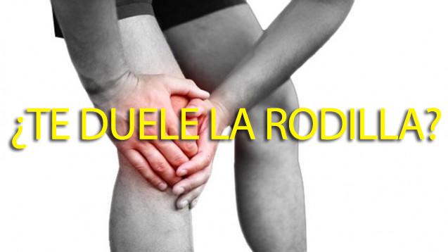 Ejercicios para tratar el Síndrome del dolor patelo femoral (SDPF)