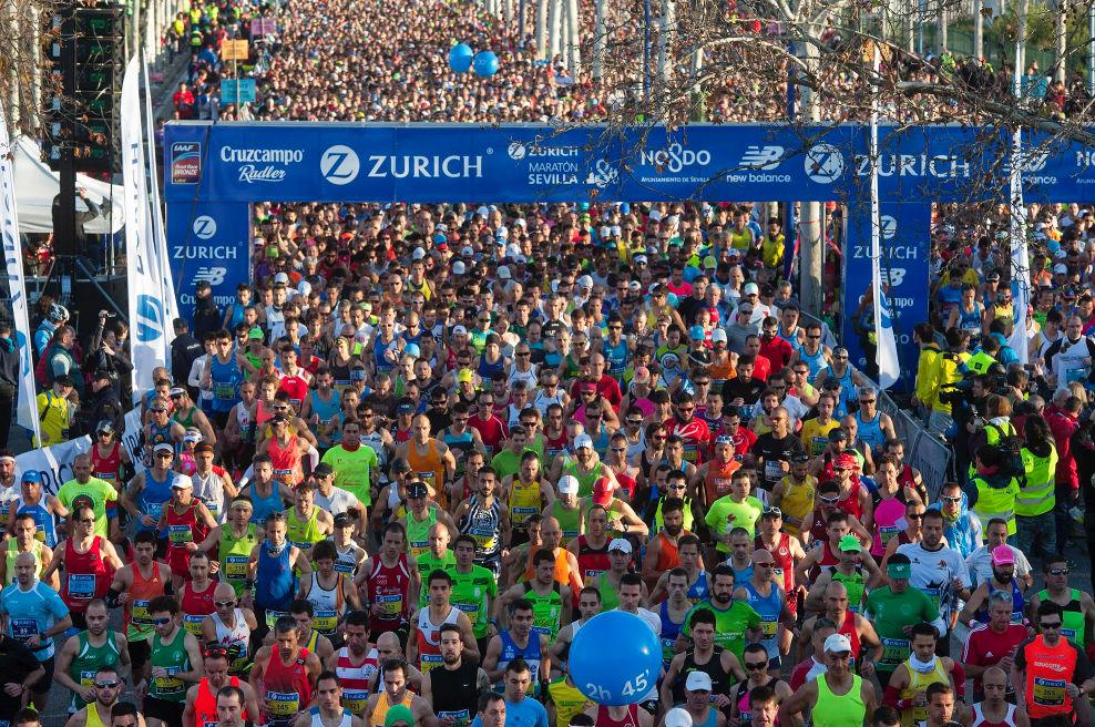 La Federación Española de Carreras Populares (FECP) limitará a 3000 los inscritos en carreras