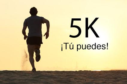 Así tienes que a preparar tu primera carrera de 5 km (aunque no hayas  corrido nunca)